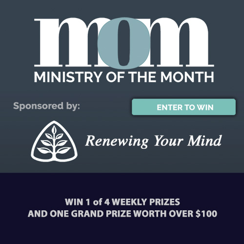 Ministry of the Month